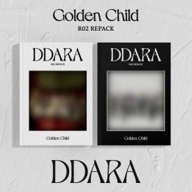 Golden Child - Repack Album Vol.2 [DDARA] (A Ver. + B Ver.)