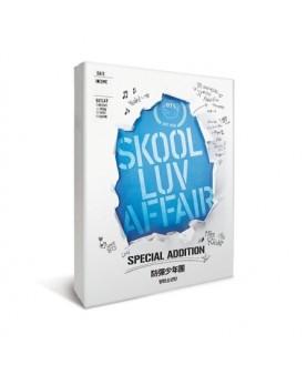 BTS - Mini Album Vol. 2 [Skool Luv Affair] (Special Addition) (reissue)