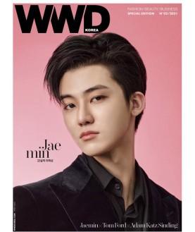 WWD Korea Special Edition No.02 NCT (JAEMIN) Korea Magazine