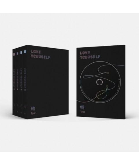 BTS - Album Vol.3 [LOVE YOURSELF 轉 'Tear']