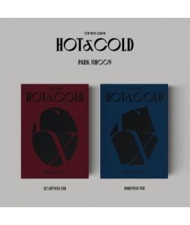 Park Ji Hoon - Mini Album Vol.5 [HOT&COLD] (LIGHTNESS Ver. + DARKNESS Ver.)