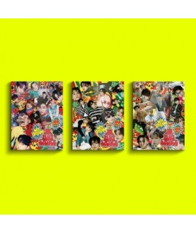 NCT DREAM – Album Vol.1 [맛 (Hot Sauce)] (Photo Book Ver.)