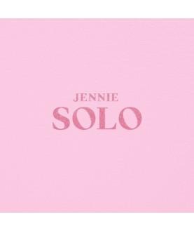 (BLACKPINK )JENNIE - JENNIE [SOLO] PHOTOBOOK