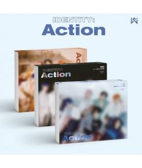 WEi - Mini Album Vol.3 [IDENTITY : Action]