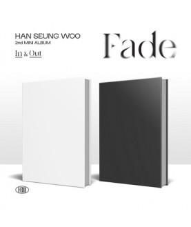 (VICTON)HAN SEUNG WOO - 2nd Mini Album [Fade]