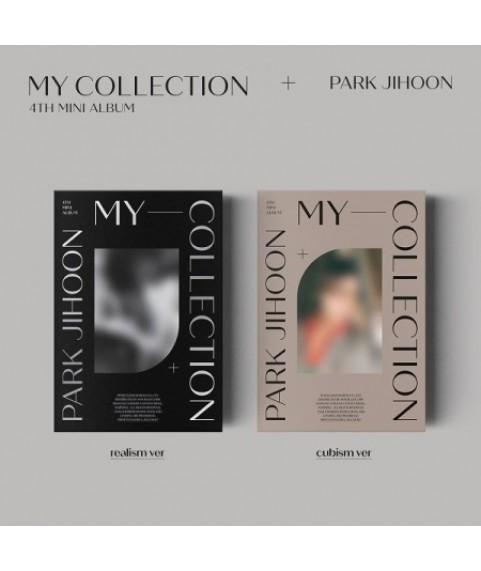 Park Jihoon - Mini Album Vol.4 [My Collection]