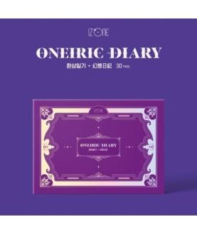 IZ*ONE - Mini Album Vol.3 [Oneiric Diary] (3D Ver.)