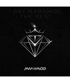 Mamamoo - Album [I SAY MAMAMOO : THE BEST]2CD