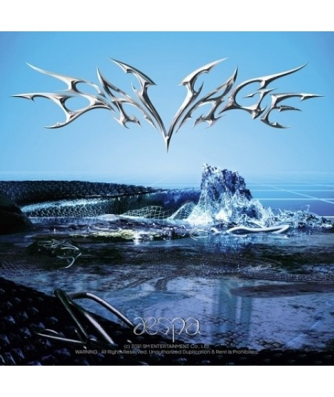 aespa - Mini Album Vol.1 [Savage] (Digipack Ver.) (PhotoBook Ver.) (Case Ver.)