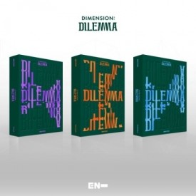 ENHYPEN - Album Vol.1 [DIMENSION : DILEMMA] (ODYSSEUS Ver. + SCYLLA Ver. + CHARYBDIS Ver.)