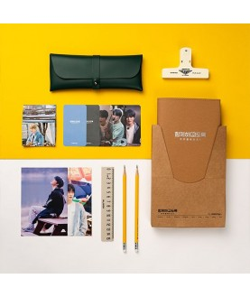 Kim Jae Joong - Writer's Notebook Travel Set