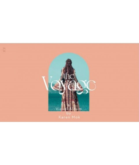 Karen Mok  - 最新廣東專輯《The Voyage》