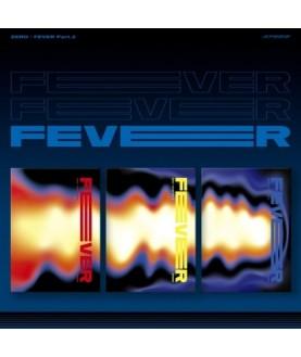 ATEEZ - Mini Album Vol.6 [ZERO : FEVER Part.2] (A Ver.) (DIARY Ver.) (Z Ver.)