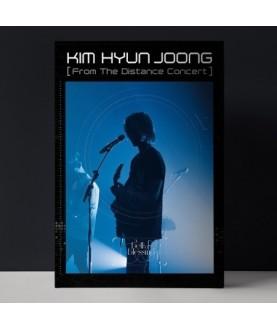 [DVD] Kim Hyun Joong - [From The Distance Concert]