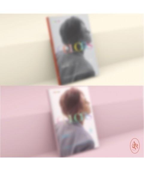 Youngjae - Mini Album Vol.1 [COLORS from Ars] (Ver. A + Ver. B)