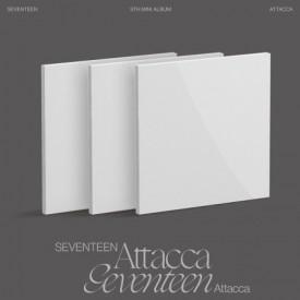 SEVENTEEN - 9th Mini Album [Attacca] (Op.1 Ver. + Op.2 Ver. + Op.3 Ver.)