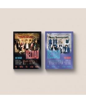 NCT DREAM - Album [Reload] (Ridin Ver.) (Rollin Ver.)