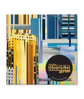 NCT 127 - Mini Album Vol.4 [NCT #127 WE ARE SUPERHUMAN] (kit ver.)