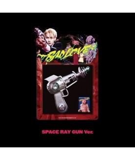 (SHINee) Key - 1st Mini Album [BAD LOVE]  (SPACE RAY GUN Ver.) (BOX SET Ver.) (BOOKLET Ver.) (TAPE Ver.)