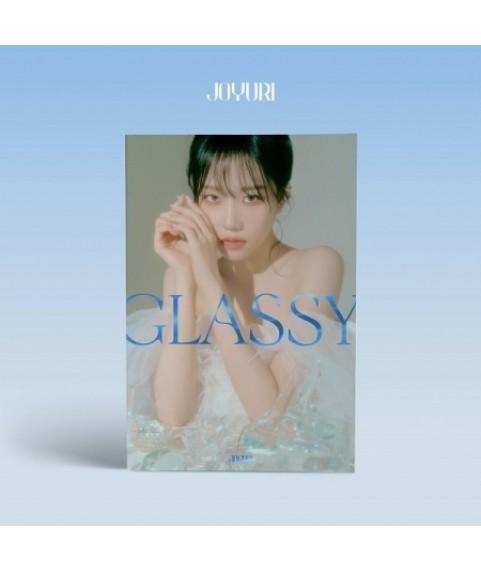 Jo Yuri  - Signle Album [GLASSY]
