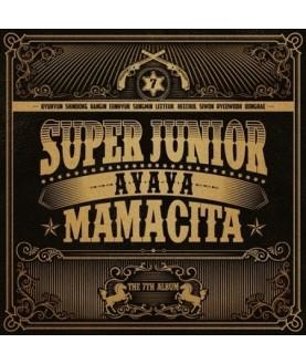 Super Junior - Vol.7 [MAMACITA]