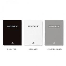 THE BOYZ - Single Album Vol.3 [MAVERICK] (DOOM Ver. + MOOD Ver. + STORY BOOK Ver.)